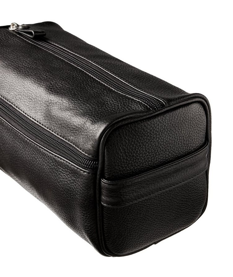 Pebble Leather Dopp Bag  image 2