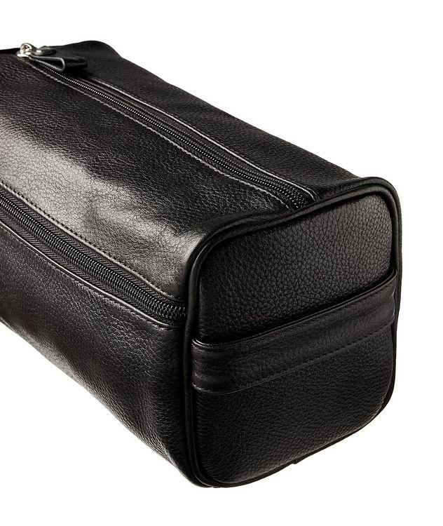 Pebble Leather Dopp Bag  picture 3