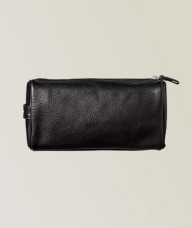 Pebble Leather Dopp Bag  picture 1