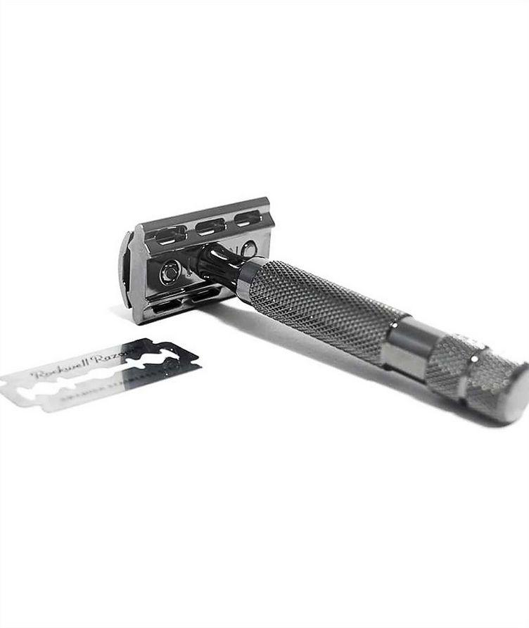 Rockwell Razors 6C Double Edge Razor - Gunmetal image 1