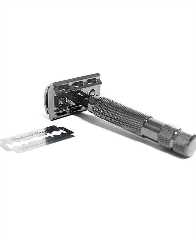 Rockwell Razors 6C Double Edge Razor - Gunmetal picture 2