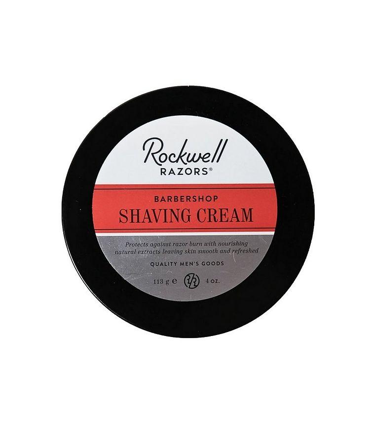 Rockwell Razors Shave Cream - Barbershop Scent image 0