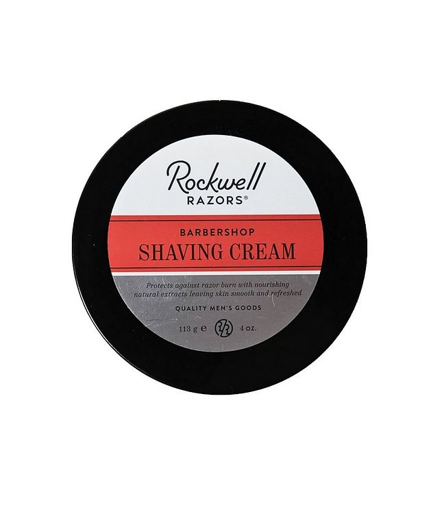 Rockwell Razors Shave Cream - Barbershop Scent picture 1