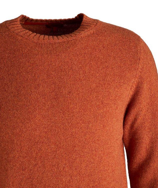 Cashmere Crew Neck Sweater picture 3