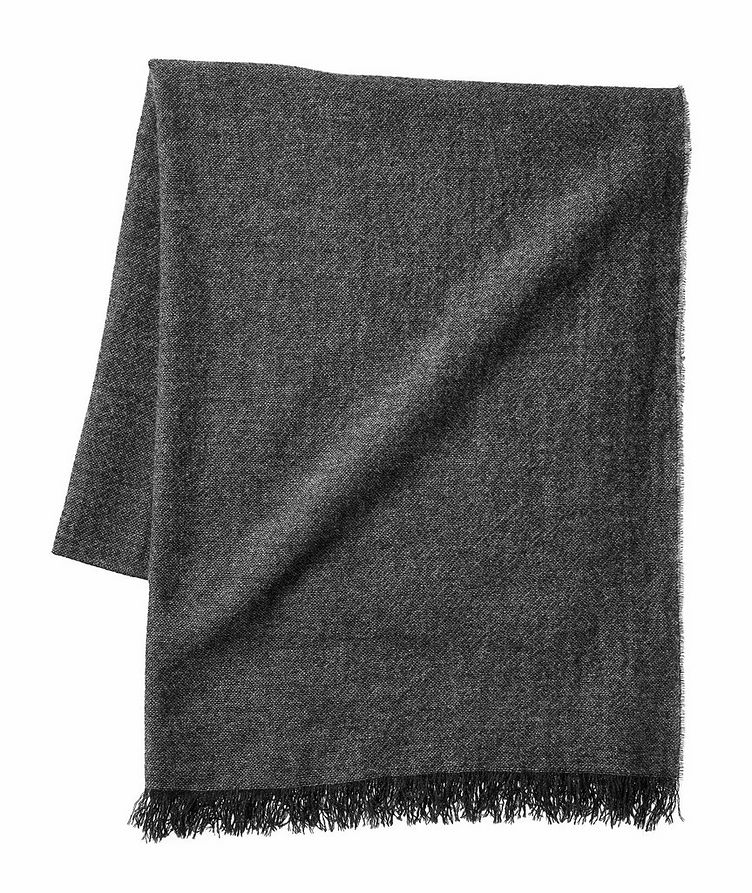 Wool-Cashmere Scarf image 0