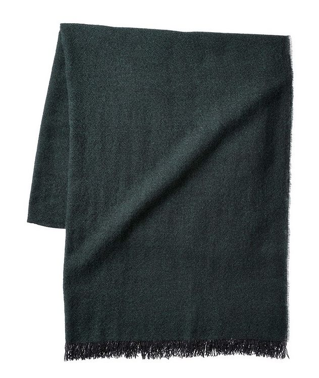 Wool-Cashmere Scarf picture 1