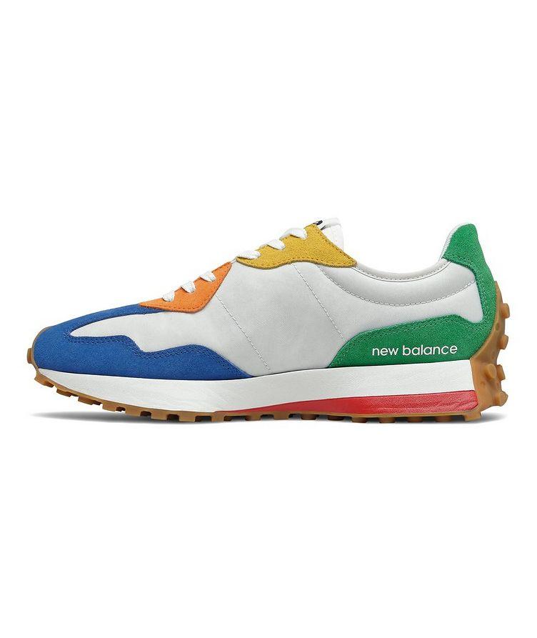 327 Suede, Nylon & Mesh Sneakers image 1