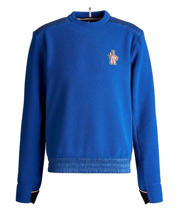 Grenoble Water-Repellent Fleece Sweatshirt picture 1
