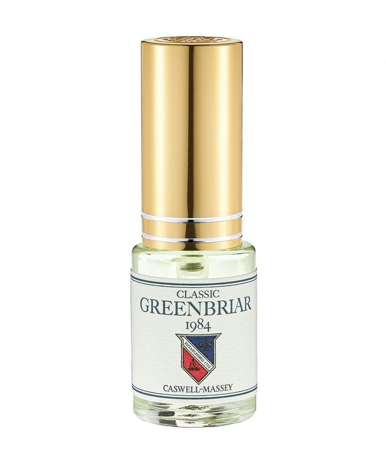 Caswell Massey Heritage Greenbriar Cologne image 0