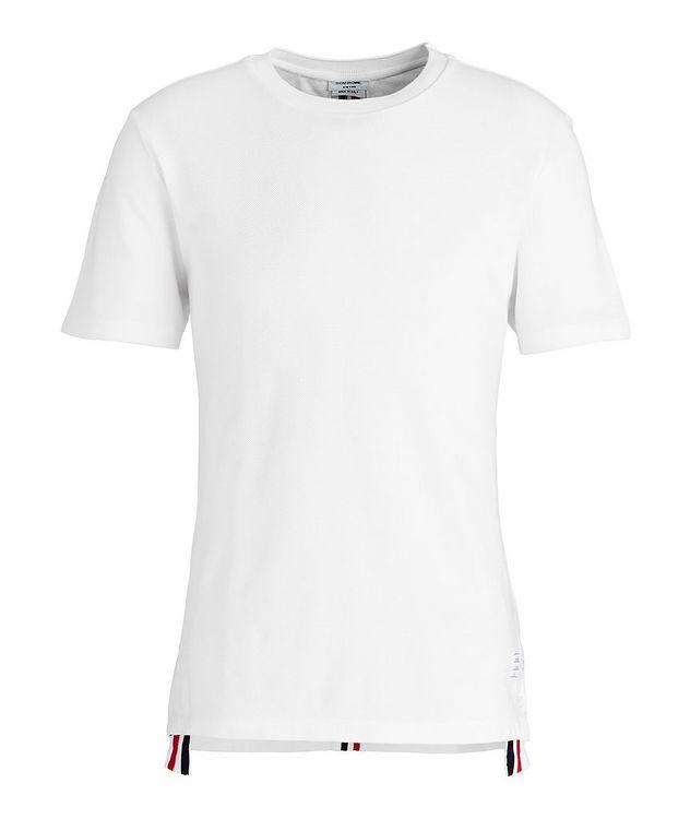 T-shirt en coton piqué picture 1