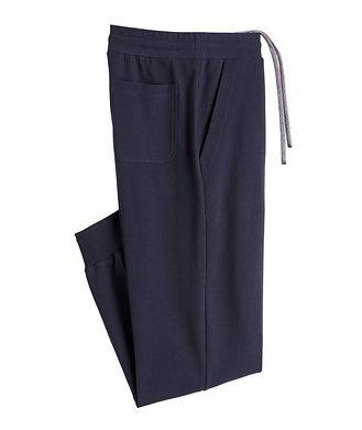 Canali Cotton-Stretch Joggers