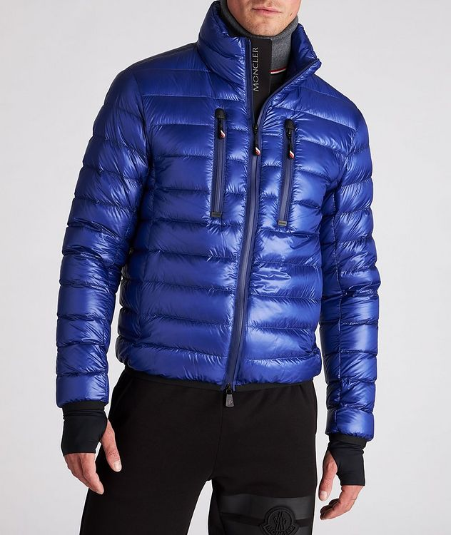 Grenoble Quilted Down Puffer Jacket picture 2