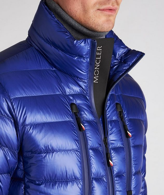 Grenoble Quilted Down Puffer Jacket picture 4