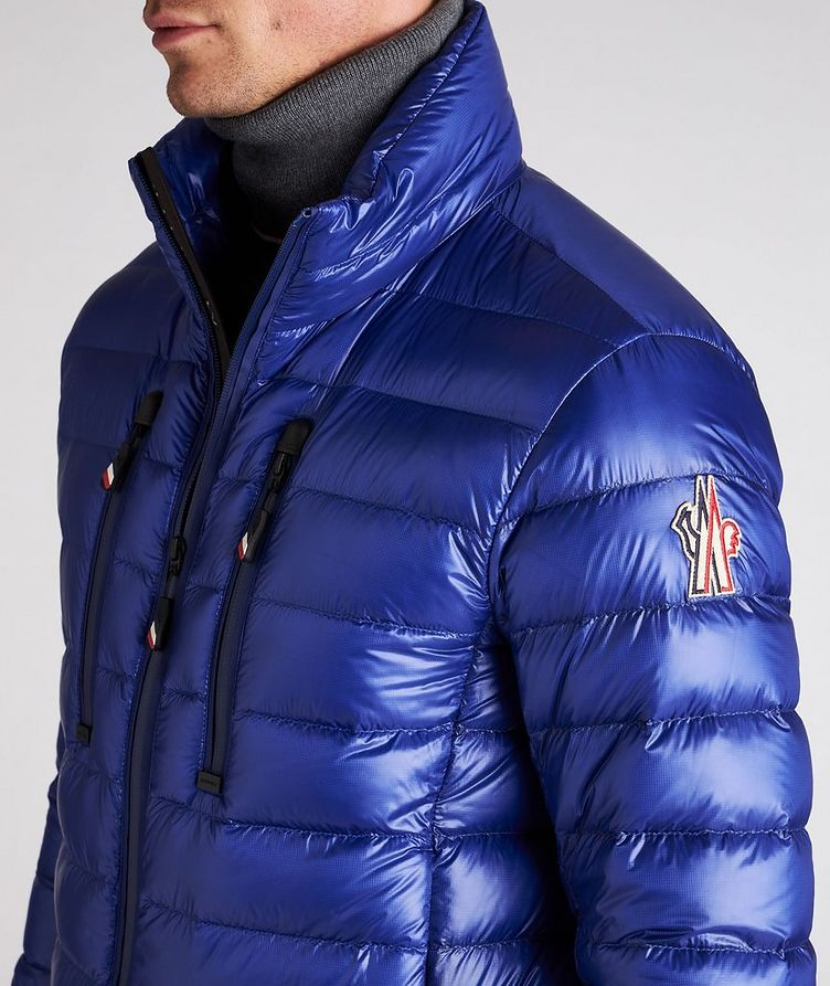 Grenoble Quilted Down Puffer Jacket image 5