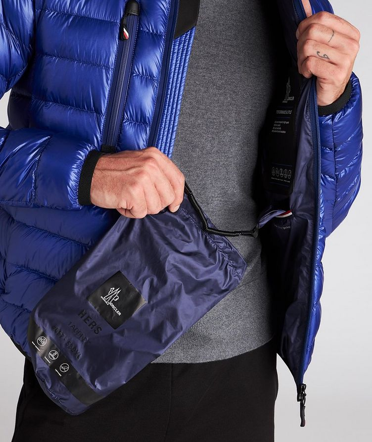 Grenoble Quilted Down Puffer Jacket image 6