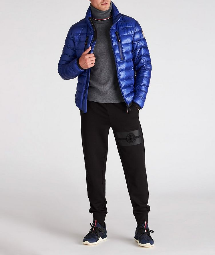 Grenoble Quilted Down Puffer Jacket image 7