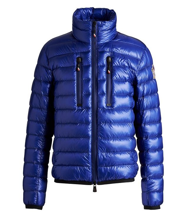 Grenoble Quilted Down Puffer Jacket picture 1