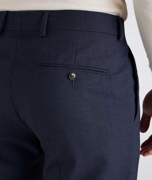 Tordon Slim Fit Wool Dress Pants picture 4