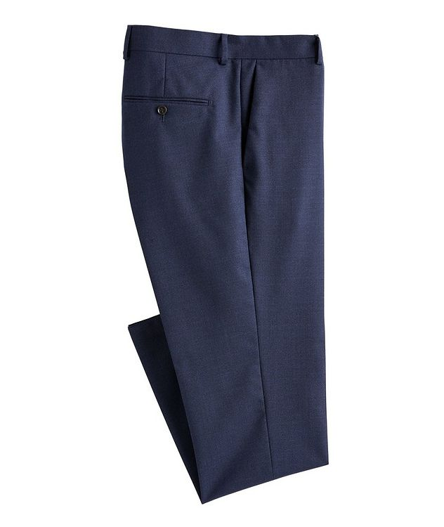 Tordon Slim Fit Wool Dress Pants picture 1