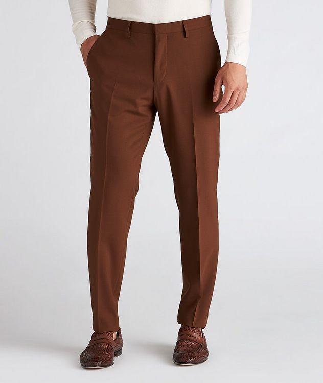 Pantalon habillé Thodd en lainage picture 2