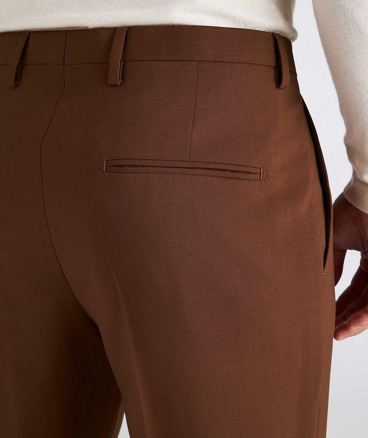 Pantalon habillé Thodd en lainage image 3
