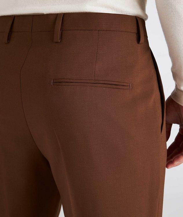 Pantalon habillé Thodd en lainage picture 4