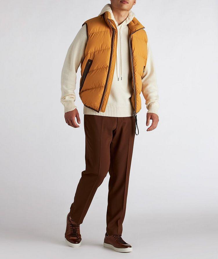 Pantalon habillé Thodd en lainage image 4
