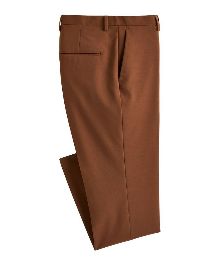 Pantalon habillé Thodd en lainage image 0