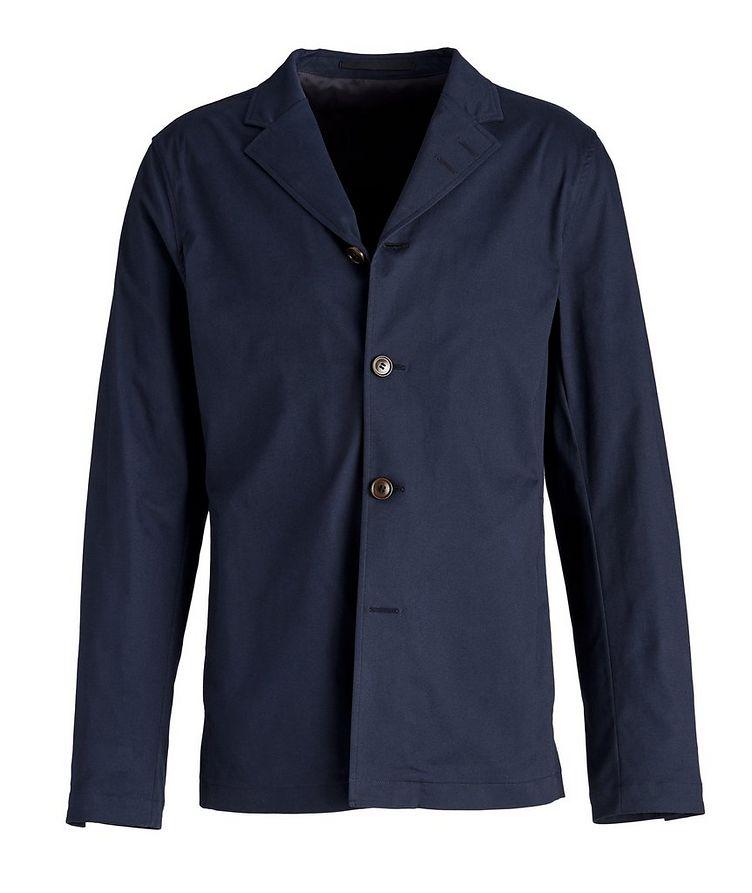 Slim-Fit Unstructured Sports Jacket image 0