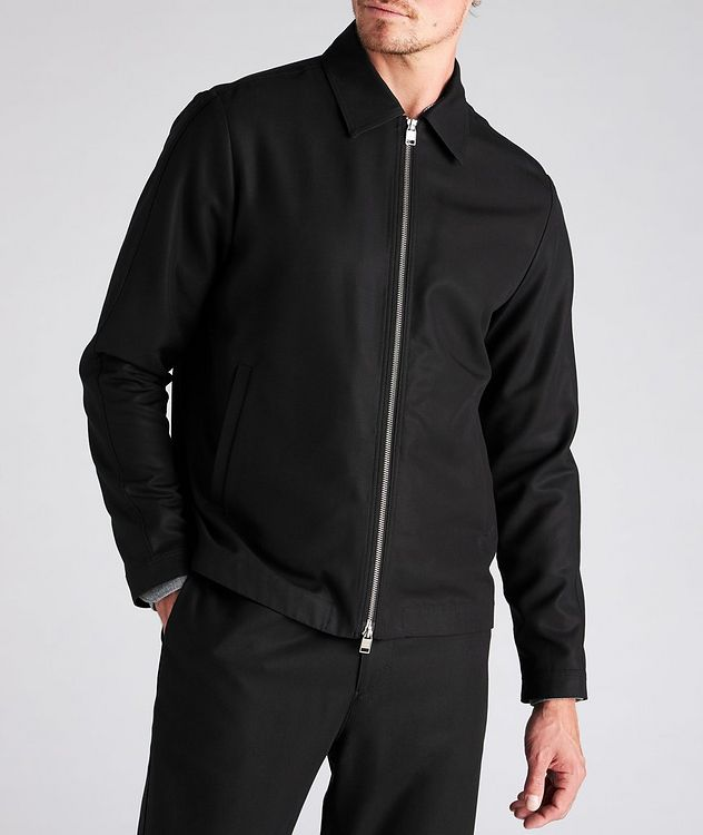 Maddon Tencel-Cotton Sports Jacket picture 2