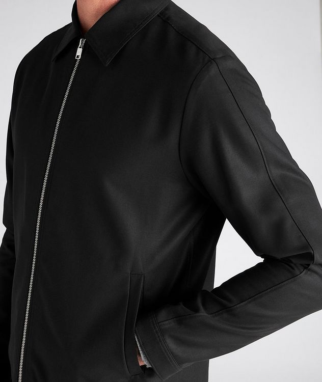 Maddon Tencel-Cotton Sports Jacket picture 4