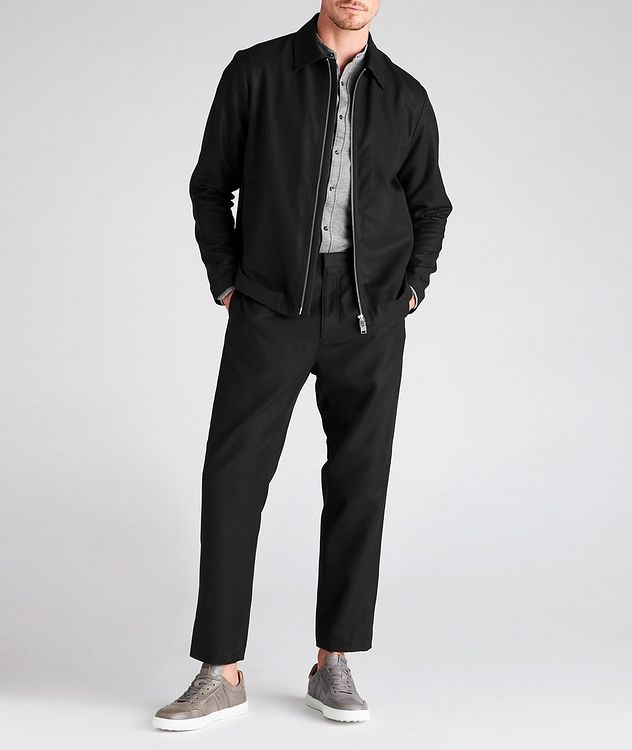 Maddon Tencel-Cotton Sports Jacket picture 5