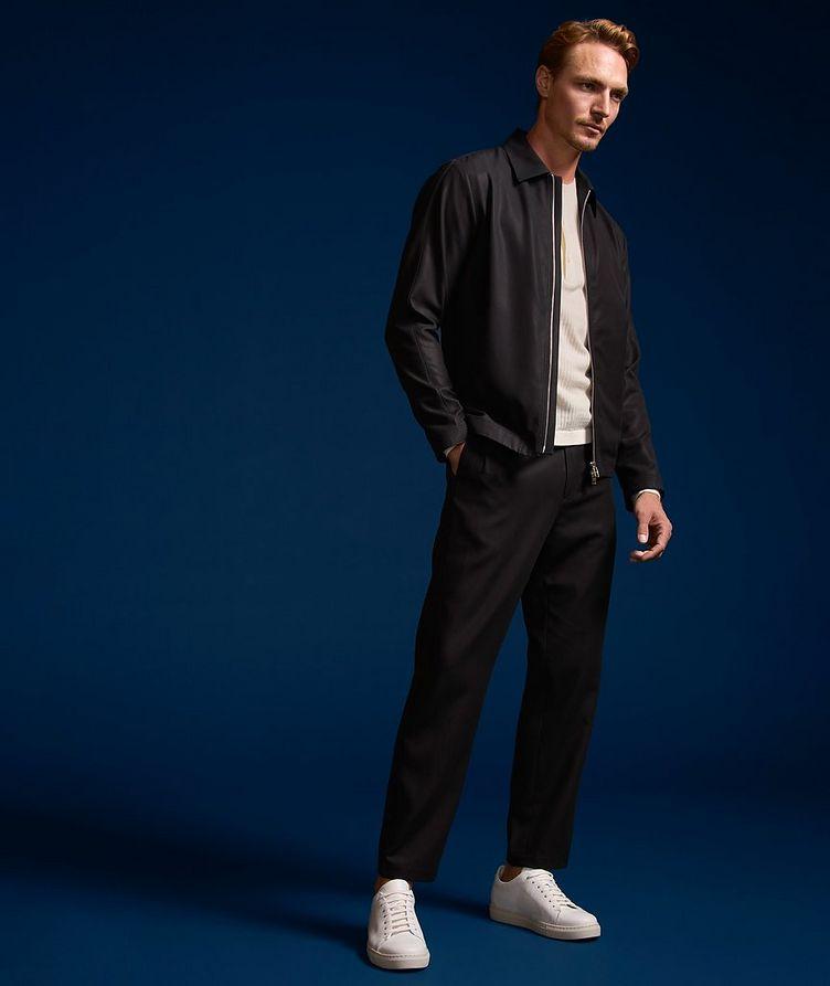 Maddon Tencel-Cotton Sports Jacket image 5