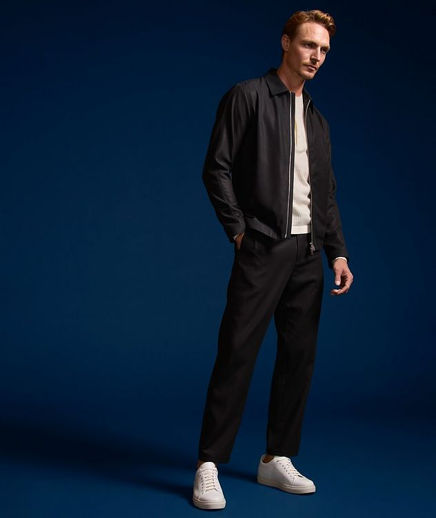 Maddon Tencel-Cotton Sports Jacket picture 6