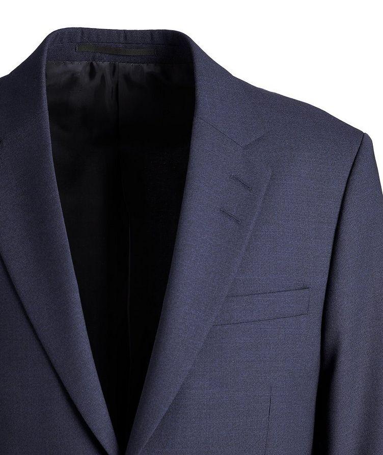 Veston Jamonte en laine de coupe amincie image 2