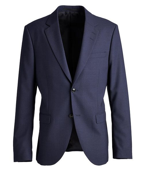 Tiger of Sweden Jamonte Slim Fit Wool Sports Jacket