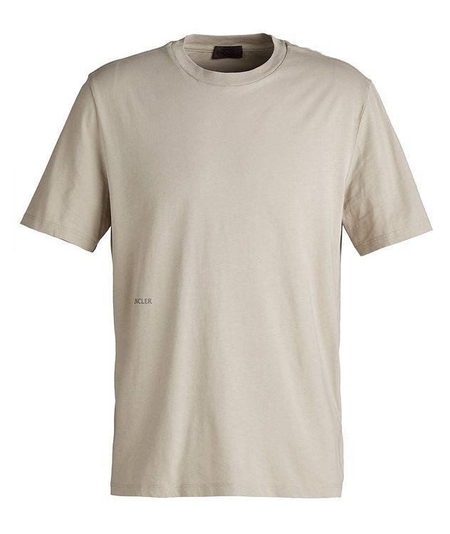 Geometric Cotton T-Shirt picture 1