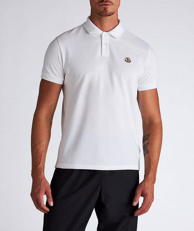 Piqué Cotton Polo picture 2