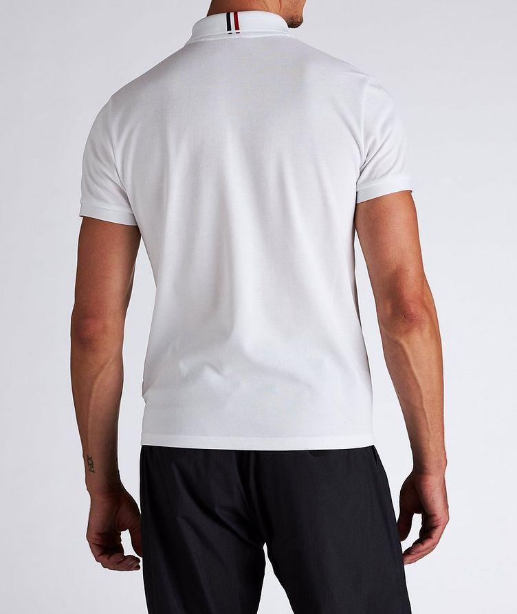 Piqué Cotton Polo image 3