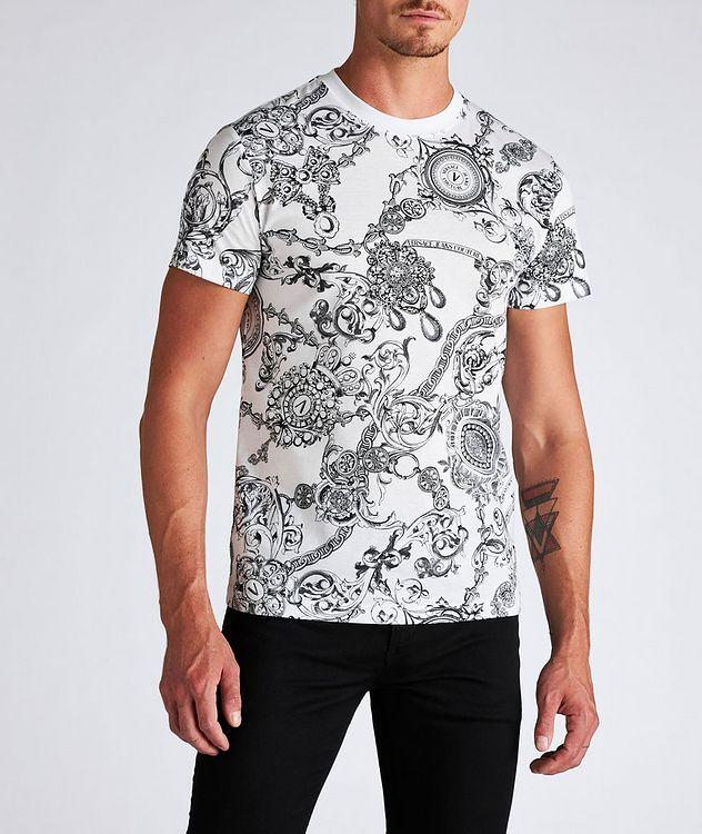 Bijoux Baroque Cotton T-Shirt picture 2