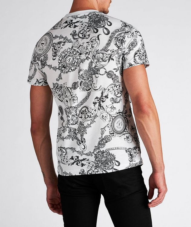 Bijoux Baroque Cotton T-Shirt picture 3