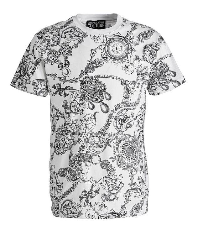 Bijoux Baroque Cotton T-Shirt picture 1