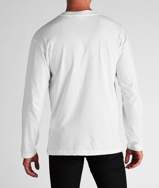 Emblem Logo Cotton Long-Sleeve T-Shirt picture 3