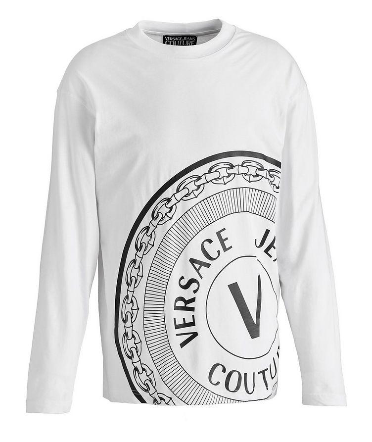 Emblem Logo Cotton Long-Sleeve T-Shirt image 0