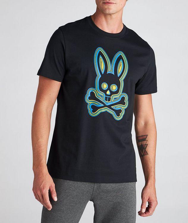 Colton Printed Cotton T-Shirt picture 2