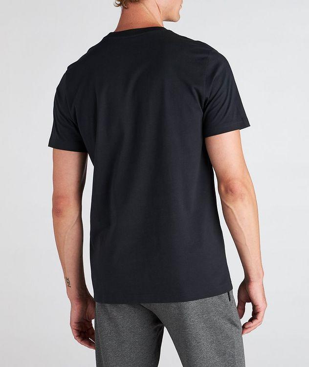 Colton Printed Cotton T-Shirt picture 3