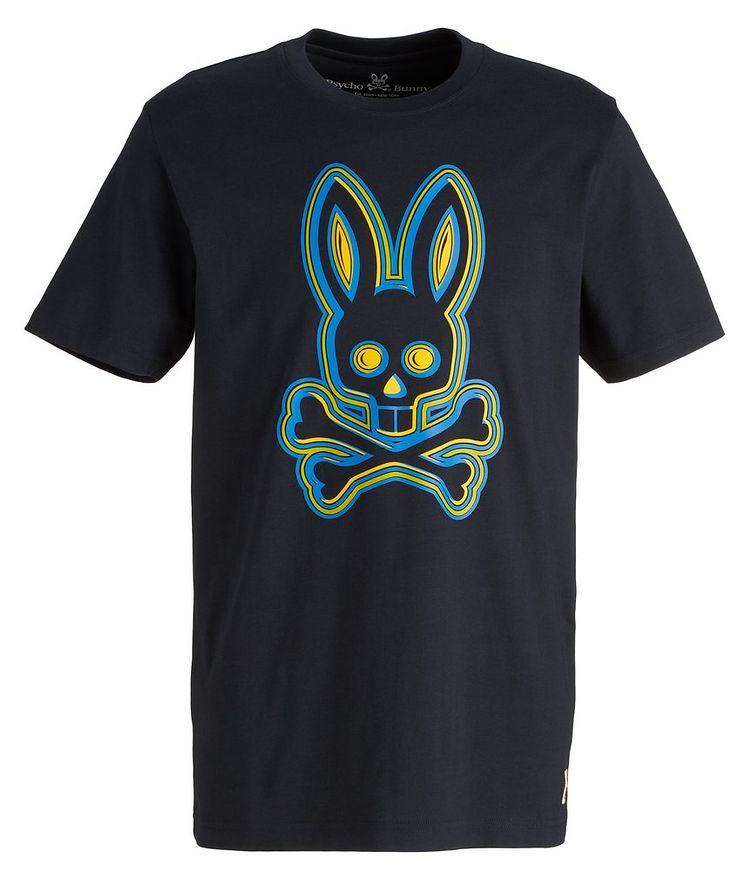 Colton Printed Cotton T-Shirt image 0