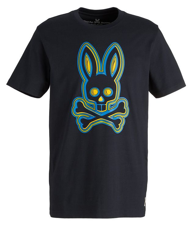 Colton Printed Cotton T-Shirt picture 1
