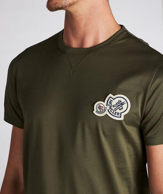 Logo Cotton T-Shirt picture 4