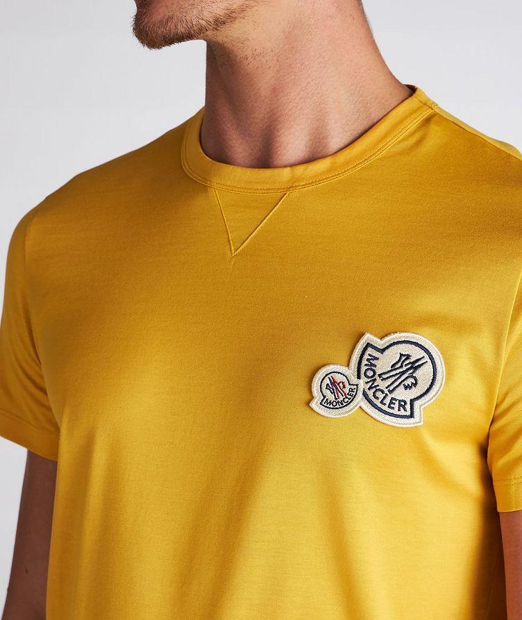Logo Cotton T-Shirt image 3